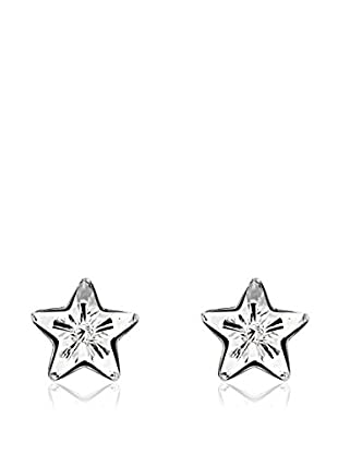 Silverino Pendientes Star Dot