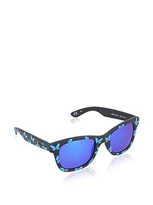 Italia Independent Sonnenbrille 0090T FLW.022 schwarz/blau