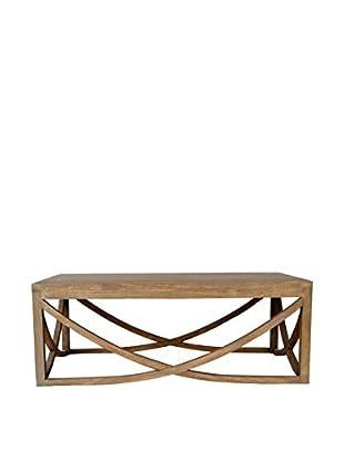 Bayside Coffee Table, Brown