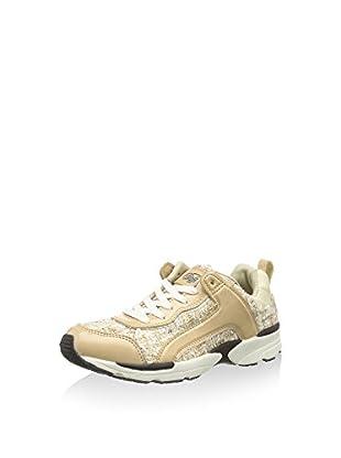 Buffalo Sneaker 100-14 Mesh Patent Pu
