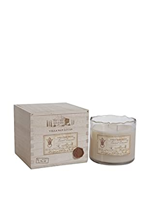 Zodax 12.1-Oz. Villa San Lucas Candle In Wood Crate, Coconut Tamarind