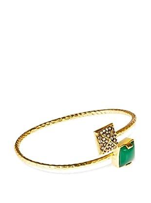 Blossom Box Divya Green Onyx Bracelet