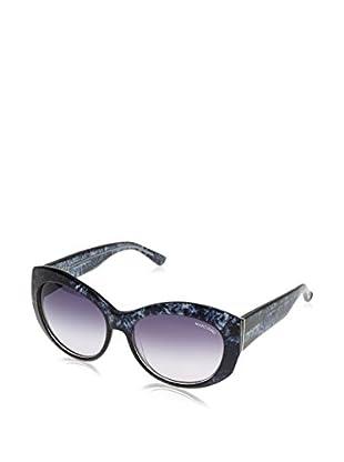 Guess Occhiali da sole GM724 O (57 mm) Blu Scuro