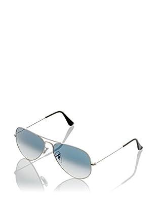 Ray-Ban Sonnenbrille 3025 001/33-62 silberfarben DE 58