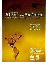 Aiepi En Las Americas: Enfermedades Prevalentes De La Infancia En Las Americas