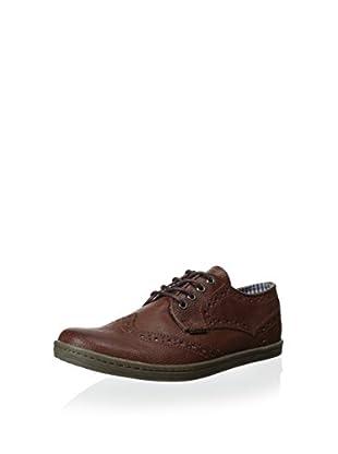 Ben Sherman Men's Nick Rubber Fashion Sneaker (Cognac)