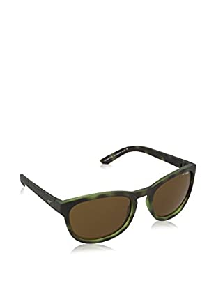 Arnette Occhiali da sole Pleasantville (57 mm) Verde Scuro