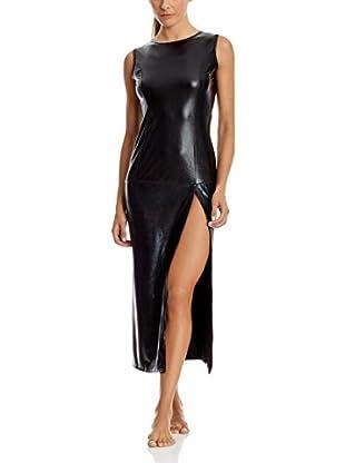 Caramel Nuit Kleid Negro