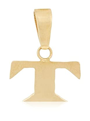 GOLD & DIAMONDS Colgante T oro amarillo 18 ct