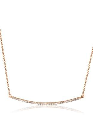 Divas Diamond Collar Gemstone Waterway Oro Amarillo