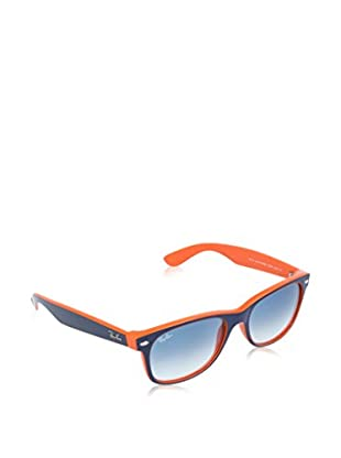 Ray-Ban Sonnenbrille New Wayfarer (55 mm) blau/orange