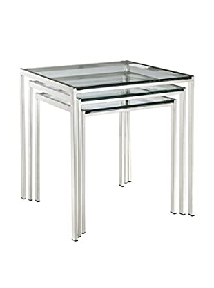 Modway Set of 3 Nimble Nesting Tables