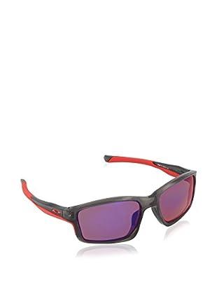 OAKLEY Gafas de Sol Polarized OO9247-10 (57 mm) Negro / Rojo