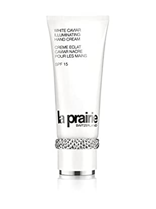 La Prairie Crema de Manos White Caviar Illuminating 15 SPF  100 ml