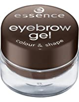 Essence Eyebrow Gel 01 Brown,3g-51627