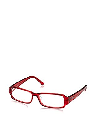 Fendi Montura 850R (53 mm) Rojo