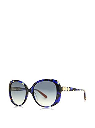 Missoni Occhiali da sole 815S-04 (56 mm) Blu/Marrone