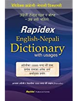 Rapidex English-Nepali Dictionary