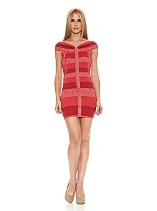 Barbarella Vestido Amandine (Rojo)