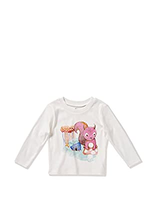 nyani Camiseta Manga Larga Squirrel
