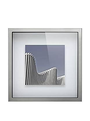 Braid Concept Wandbild IG2404-F metall