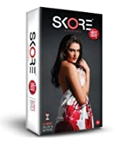 Skore Not Out Climax Delay and Dotted Condoms- 20 condoms