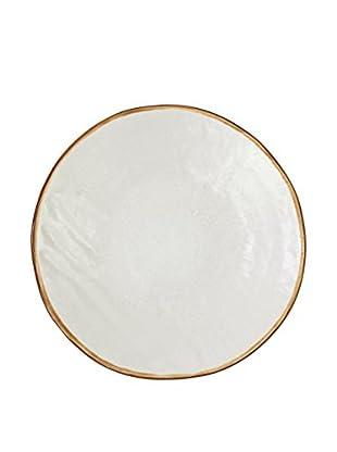 Novità Home Set Plato De Fruta 4 Piezas Color Blanco