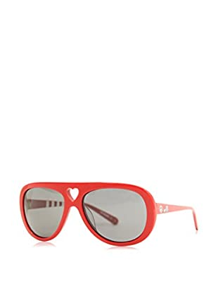 Moschino Sonnenbrille L-50002 (56 mm) rot