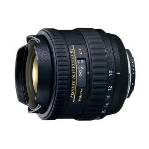【クリックで詳細表示】トキナー AT-X 107 DX (フィッシュアイ)魚眼 10~17mm F3.5~4.5 デジタル専用 キヤノンマウント AT-X107DX-CAF