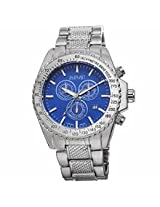 August Steiner Blue Mens Watch As8104Bu