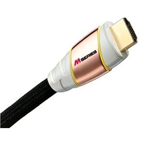 【クリックで詳細表示】MONSTER CABLE モンスターケーブル HDMIケーブル ver1.3a対応 (4.8m) M1000HD-4.8M