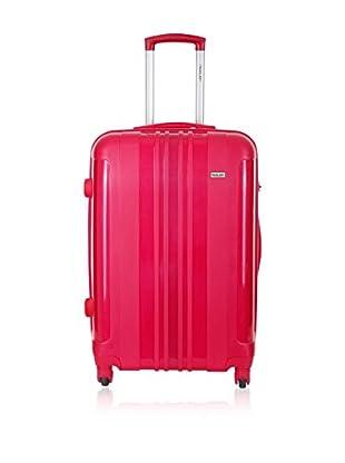 Travel ONE Trolley rígido Barnley Fucsia  70  cm