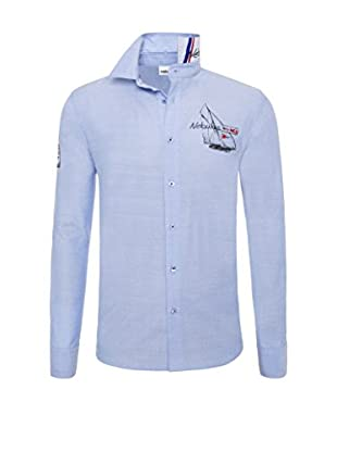 Nebulus Camisa Hombre Havanna