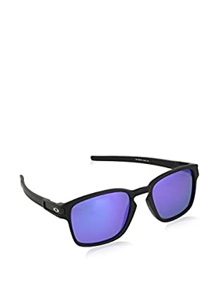 Oakley Occhiali da sole Polarized Latch Sq (52 mm) Nero