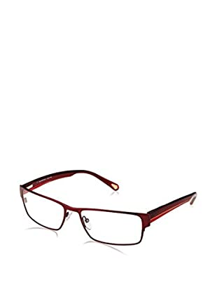 E. Zegna Gestell VZ3099_0SBY (57 mm) bordeaux