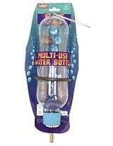 Lixit Corporation SLX0855 Aquarium/Cage Small Animal Water Bottle, 8-Ounce