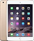 Apple iPad mini 3 Wi-Fi, gold, 16 gb