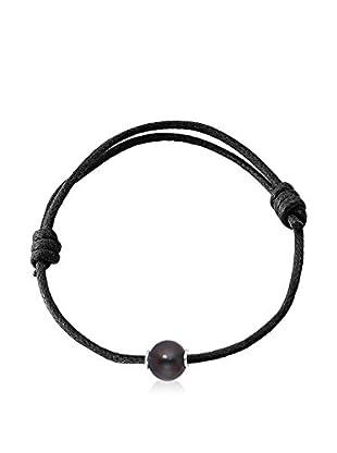 Manufacture Royale des Perles du Pacifique Armband 22 cm rhodiniertes Silber 925