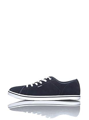 Vans Zapatillas W Ferris Lo Pro (Azul)