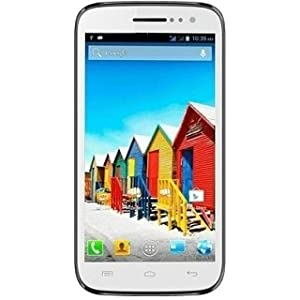 Micromax A116I Canvas Hd - White