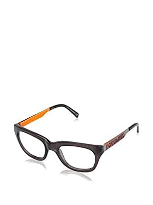 D Squared Gestell Dq5096 (50 mm) grau/orange