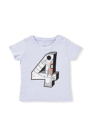 nyani Camiseta Manga Corta B-Day #3 Boys