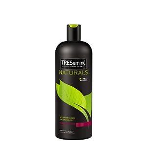 TRESemme Naturals with Sweet Orange Radiant Volume Unisex Shampoo, 740ml