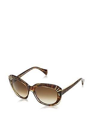 Alexander McQueen Gafas de Sol AMQ4214/S (54 mm) Havana