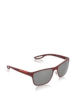 PRADA SPORT Sonnenbrille 56QS bordeaux