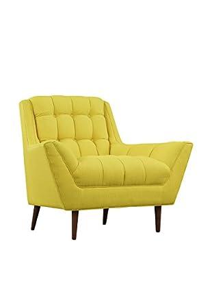 Modway Response Fabric Armchair