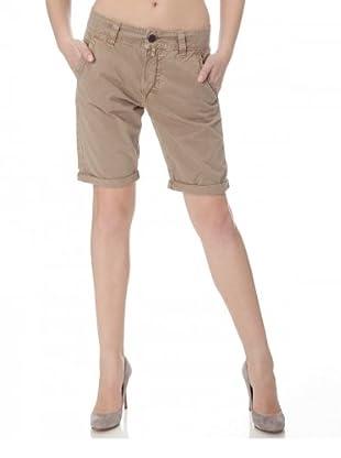 Herrlicher Chino-Shorts Calypso Garbadine (Beige)
