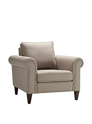 Homeware Avery Chair, Bisque