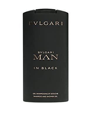 Bvlgari Shampoo De Ducha Man In Black 200.0 ml