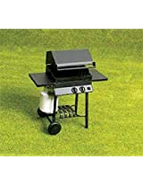 Dollhouse Miniature Gas Barbecue Grill